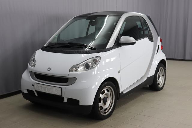 Smart fortwo - Coupe Micro Hybrid Drive 1.0 61PS Automatik, Klimaautomatik, Getränkehalter, Radio/CD-Spieler, Isofix, ESP, Tagfahrlicht, ABS, 15 Zoll Stahlfelgen, uvm.