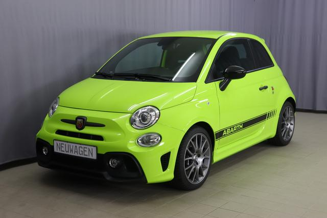 "Abarth 595 Competizione Sie sparen 5.000,00 € 1,4 T-Jet Bi-Xenon, Navigationssystem, Beats® Audio Soundsystem, MJ 2020, Apple CarPlay, 17""-LM, LED-Tagfahrlicht, 7 Zoll TFT Farbdisplay, Analoges Manometer, Nebelscheinwerfer uvm."
