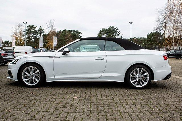 Audi A5 Cabriolet 40 TFSI S-TRO/KOPFHEIZ/ACC*UPE:56*