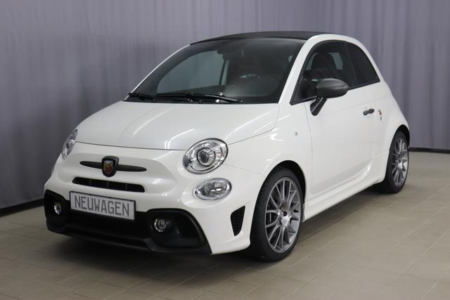 Abarth 595C - Competizione Sie sparen 5.680 € 1,4 T-Jet,Voll-Leder Braun, Bi-xenon Scheinwerfer, Beats Audio Soundsystem, Navigationssystem, MJ 2020, Apple CarPlay, 17
