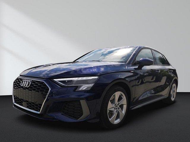 Audi A3 Sportback - S line 35 TFSI 110(150) kW(PS) Schaltgetriebe ,