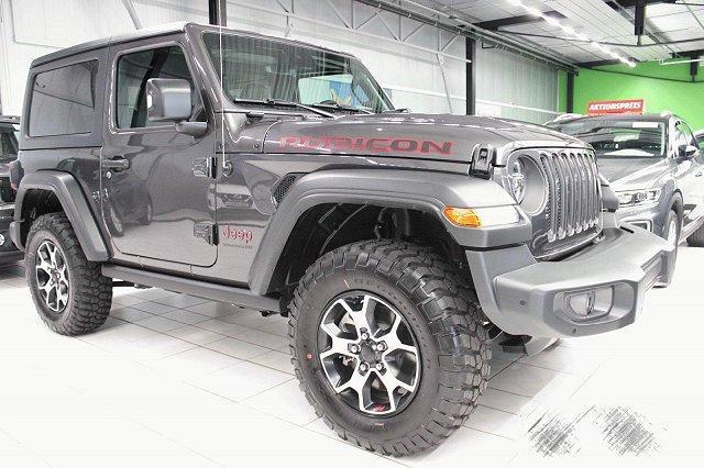 Jeep Wrangler - JL 2,2 CRDI 4WD RUBICON AUTOMATIK
