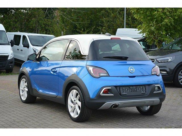 Opel Adam - Rocks 90PS IntelliLink4.0 Dach weiß