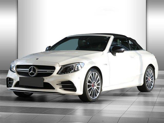 Mercedes-Benz C-Klasse AMG - C 43 4M Cabrio Multib. 19