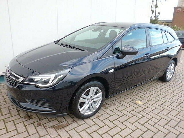 Opel Astra Sports Tourer - 1,4 Edition+Navi+PDC+DAB+Alu