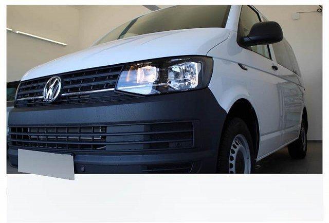 Volkswagen Transporter 6.1 Kastenwagen - Kasten, Klima, Radio, Doppelsitz