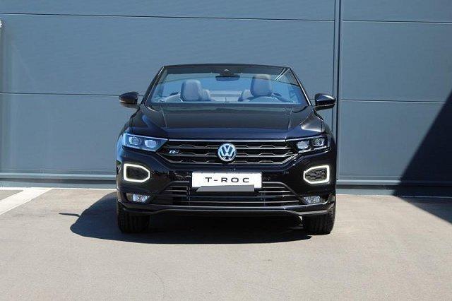 Volkswagen T-Roc Cabriolet - R-Line 1.5 l TSI OPF 7-Gang-Doppelkupplungsgetriebe DSG ,