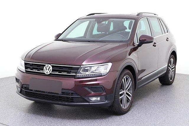 Volkswagen Tiguan - 2.0 TDI DSG Navi Standhzg. AHK Pano LED 19