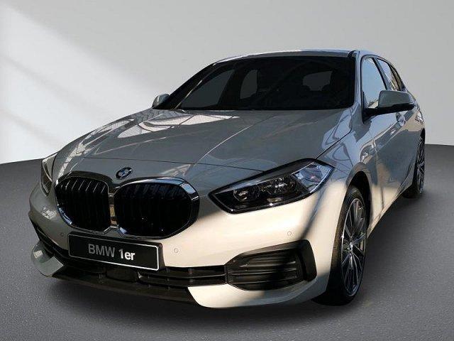BMW 1er - 118d 5-Türer AHK Advantage Comfort Business