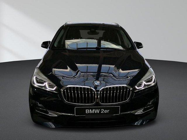 BMW 2er Active Tourer - 218i DKG LuxuryLine Business Leder