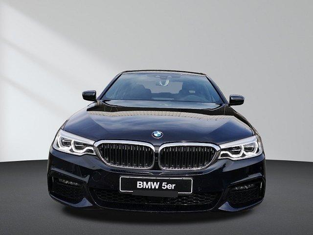 BMW 5er - 520d Limousine AHK M-Sport Business Entertainment