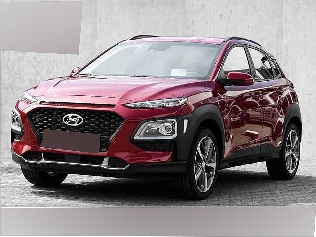 Hyundai Kona - 1.0 T-GDI Advantage+ Navi Rückfahrkamera Sitzheizung Head-up Display