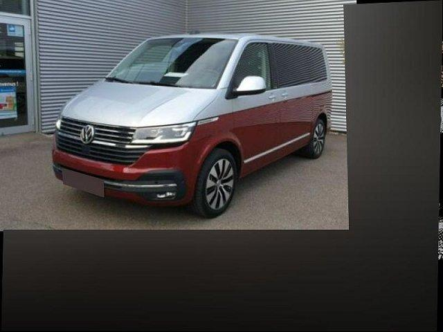 Volkswagen Multivan 6.1 - T6.1 Comfortline CRUISE 2.0TDI AHK LED Navi Standhzg.