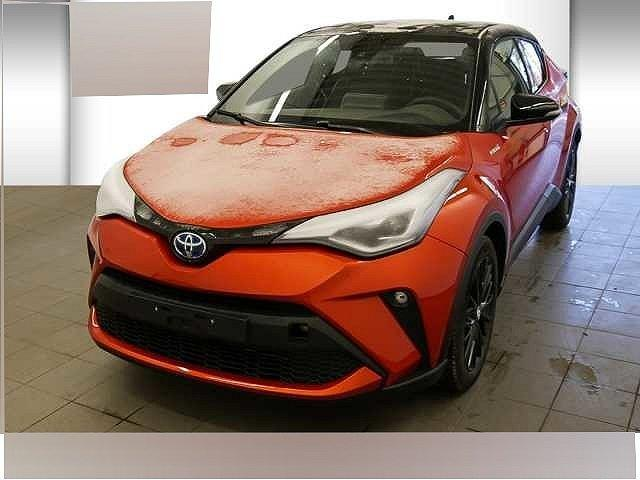 Toyota C-HR - 2.0 Hybrid 4x2 Orange Edition
