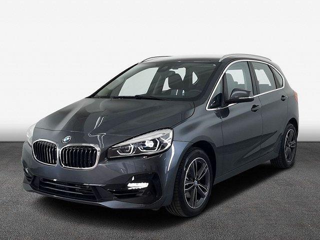 BMW 2er Active Tourer - 218i Aut. Sport Line Navi HUD Sitzheizung