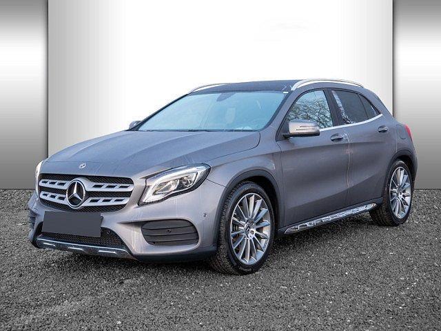 Mercedes-Benz GLA - 250 4M AMG Line USB SHZ PTS KAMERA NAVI LED