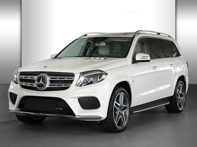 Mercedes-Benz GLS 500 - AMG Line Grand Edition LED SITZBELÜFTUNG