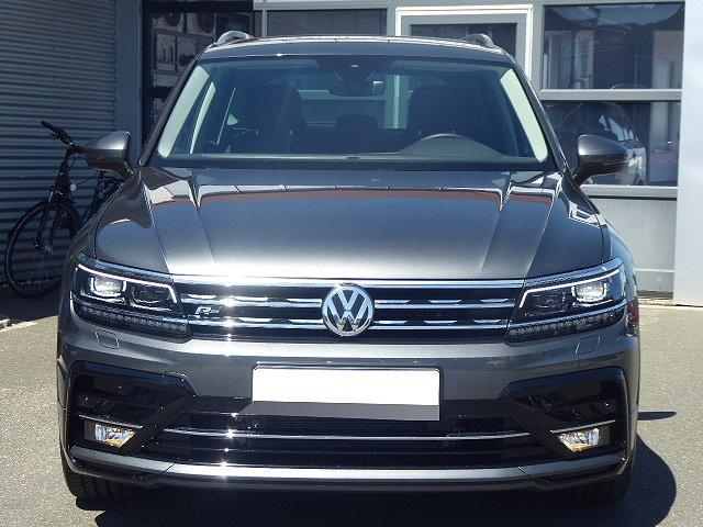Volkswagen Tiguan - Highline R-Line TSI DSG +19 ZOLL+ACTIVE L