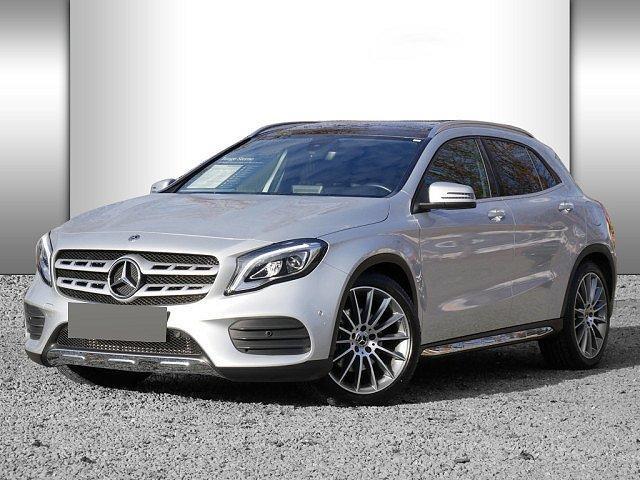 Mercedes-Benz GLA - 250 4M AMG Line Pano LED Navi Kamera SHZ
