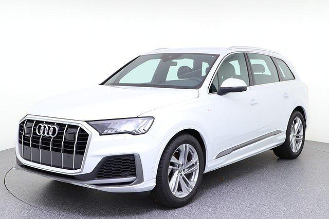 Audi Q7 - 50 TDI Q Tip. S line Mod.2020 DAB 20 Zoll Matri