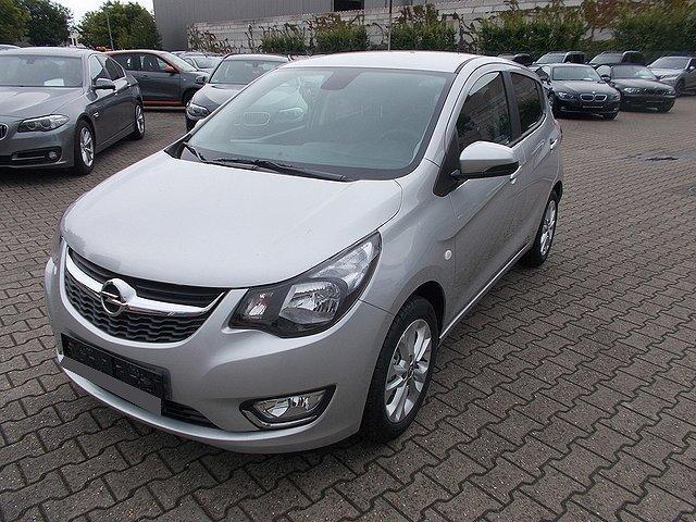 Opel Karl - Innovation Multi Media Teilleder Sitzheizung