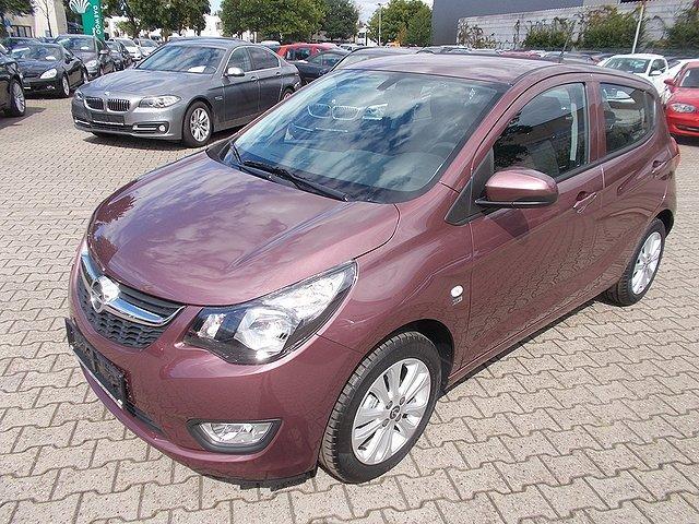 Opel Karl - Edition Navi Aluf PDC Nebelsch.