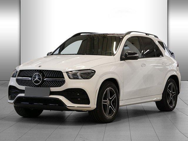 Mercedes-Benz GLE SUV - 400 d AMG Line 4M AHK Standhz. Abstandstemp.