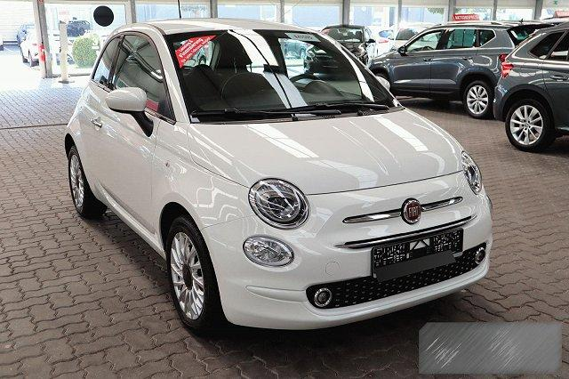 Fiat 500 - 1,2 8V START/STOP LOUNGE SERIE 7 NAVI ANDROID/CARPLAY PDC