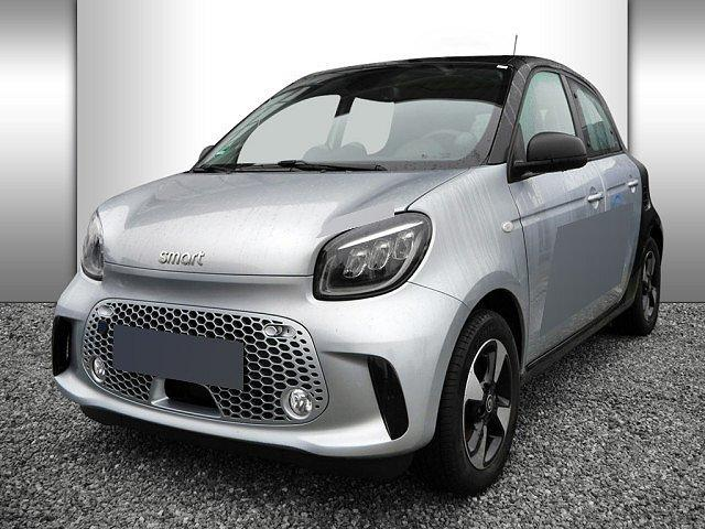 Smart forfour - EQ Exclusive Pano DAB Klima Navi KAMERA