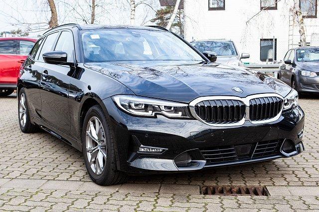 BMW 3er - 320d touring*SPORT LINE*STEPTR*/NAVI/LED/UPE:50