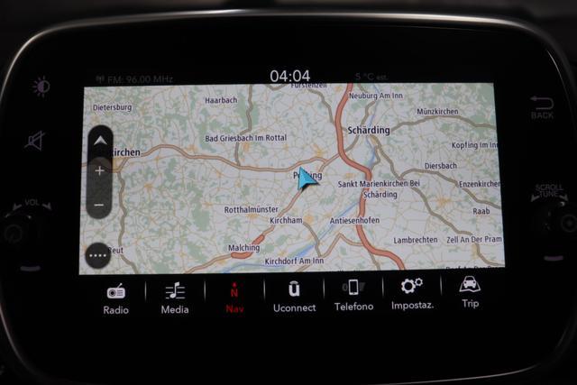 """595C Competizione 1.4 T-Jet (180PS) E6D Re da. 27.11. 876 - Scorpione Schwarz (Metallic-Lackierung) 402 - Integral-Sportsitze Leder Schwarz (Teilflächen in Lederoptik), Verdeck Schwarz """"06P CITY PAKET 230 Bi-Xenon Scheinwerfer 4YG Beats® Audio Soundsystem 505 Kopfairbags vorne 5CE 876 - Scorpione Schwarz 5HI Kit Rot 5YN 17"""""""" Leichtmetallfelgen Design """"Formula"""" 14-Speichen Finish Titan 626 732 Leder schwarz 9SV Gutschrift Bmc Sportluftfilter Und Tankdeckel Aus Aluminium"""""""
