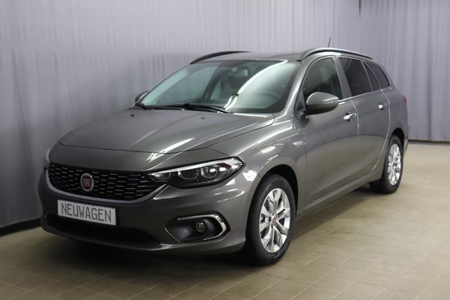 """Fiat Tipo Kombi - Lounge Sie sparen 8.390 Euro 1,4 T-Jet Uconnect™ NAV Navigationssystem, Rückfahrkamera mit dynamischen Führungslinien, Klimaautomatik, 16""""-Leichtmetallfelgen, Sitzheizung, Mittelarmlehne vorne, Parksensoren hinten, Fensterscheiben getönt uvm."""