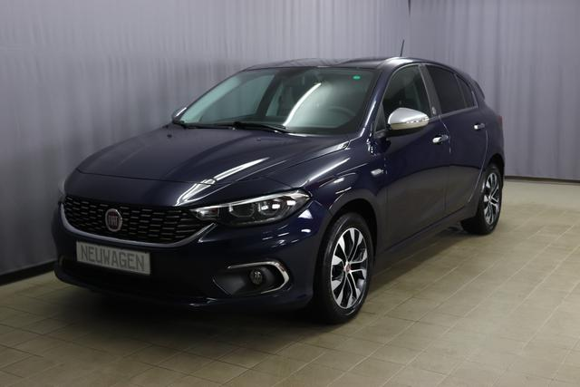 Fiat Tipo 5-Türer - MIRROR MORE Sie sparen 6.470 Euro 1,4 T-Jet , Uconnect Navigation, RDS Audio-Anlage Digitalradio, Apple Android, 16 Zoll Alufelgen, Sitzheizung vorne, Klimaautomatik, Nebelscheinwerfer, LED Tagfahrlicht, uvm.