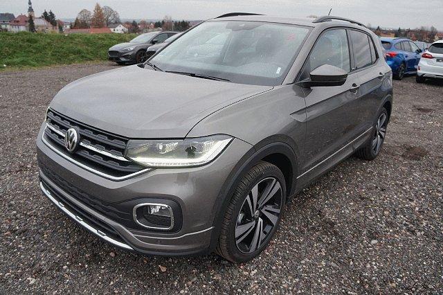 Volkswagen T-Cross - 1.5 TSI DSG United R Line*Navi*ACC*