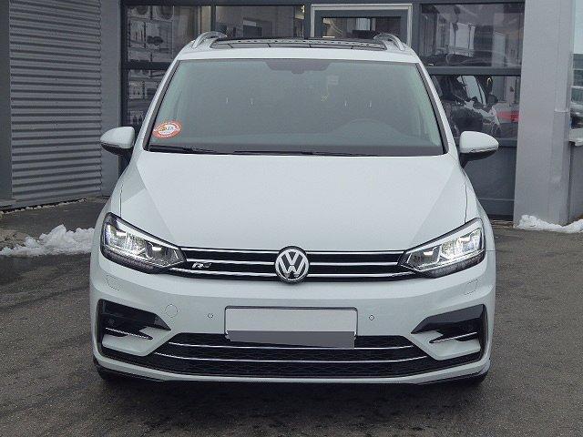 Volkswagen Touran - Highline R-Line TSI DSG +18 ZOLL+ACC+PANO