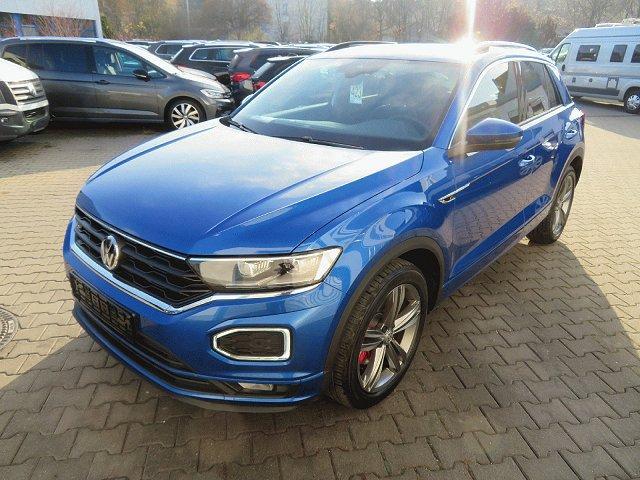 Volkswagen T-Roc - 2.0 TDI DSG 4WD Sport R Line*Navi*ACC*LED