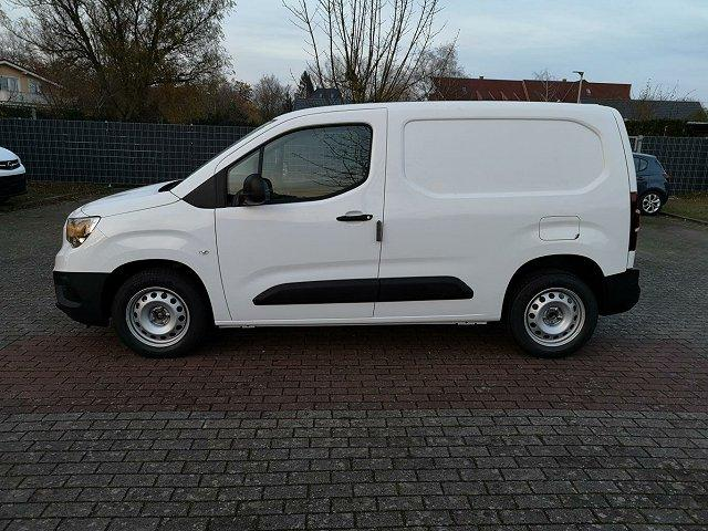 Opel Combo Cargo - L1H1+Klima+Schiebetür+BT+Radio,