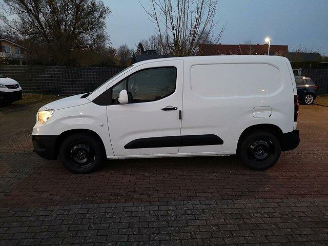 Opel Combo Cargo - L1H1+Klima+Flex-Cargo Doppelsitzbank,