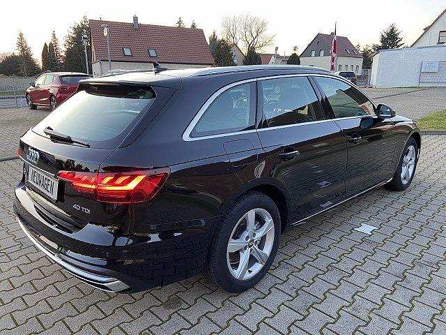 Audi A4 Avant 40 TDI S Tronic Advanced OnlineAktion