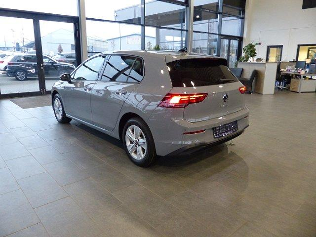 Volkswagen Golf - 8 VIII 2.0TDI SOFORT Navi LED Plus ACC DAB PDC v+h uvm