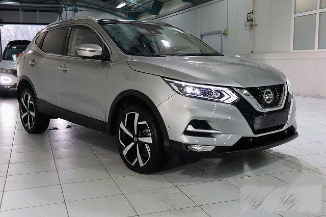 Nissan Qashqai - 1,7 DCI XTRONIC AUTO. ALL-MODE 4X4I TEKNA NAVI LED PANO BOSE LM19