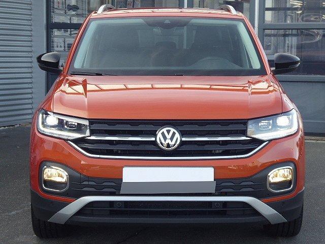 Volkswagen T-Cross - Style TSI DSG +18 ZOLL+KAMERA+ACTIVE INF