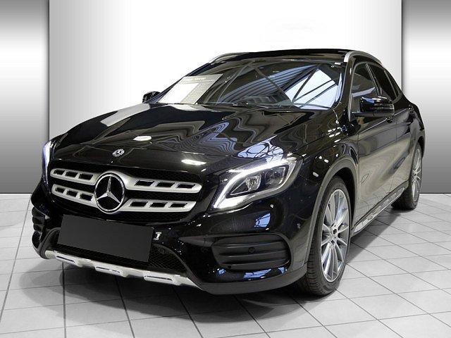 Mercedes-Benz GLA - 250 4M AMG Line LED Pano Navi Kamera Totw.