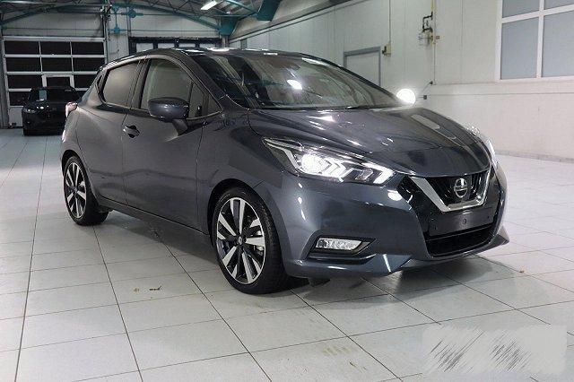 Nissan Micra - 1,0 DIG-T 117 TEKNA AVM LED LM17