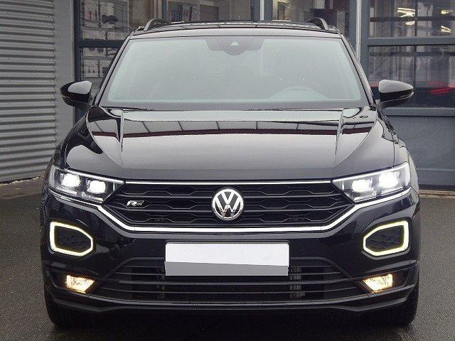 Volkswagen T-Roc - Sport R-Line 4Motion TSI DSG +19 ZOLL+FAHR