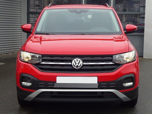 Volkswagen T-Cross - TSI +LICHT UND SICHT+SITZHEIZUNG+BLIND S