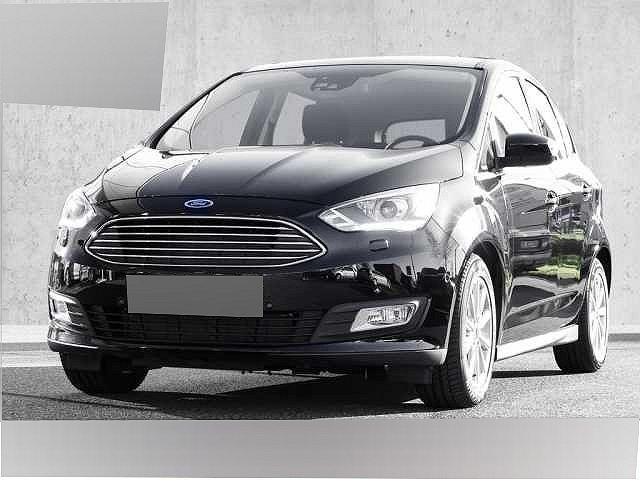 Ford C-MAX - 150PS Titanium /Xenon/RFK/Technologie Paket/ elektr. Hechhklappe