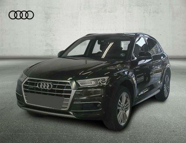 Audi Q5 - 40 TDI quattro S-tronic Sport LederMilano/AHK