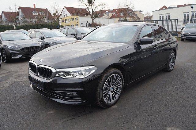 BMW 5er - 530 e Sport Line*Navi Prof*Leder*HeadUp*360°*TV*