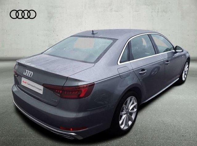 Audi A4 Limousine 40 TDI quattro S-tronic Sport 2x S line